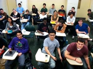 Wesleyan University, Linear Algebra, Spring 2012.